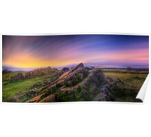 Beacon Hill Sunrise 7.0 Poster