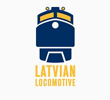 Latvian Locomotive Unisex T-Shirt