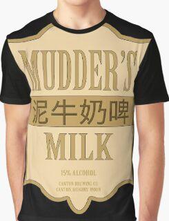 Mudder's Milk Graphic T-Shirt