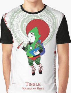 Tingle - Hylian Court Legend of Zelda Graphic T-Shirt
