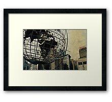 New York City © Framed Print