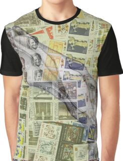The Stamp Collection Graphic T-Shirt