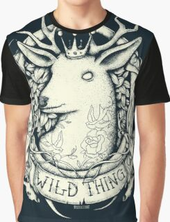 Wild Thing Graphic T-Shirt
