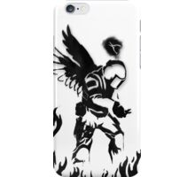 CSGO Graffiti Burning Defuse iPhone Case/Skin