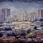 Caracas Venezuela © by Dawn M. Becker