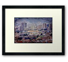 Caracas Venezuela © Framed Print