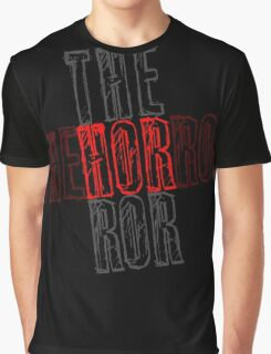 Apocalypse Now - The Horror, The Horror Graphic T-Shirt