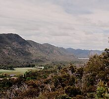 Halls Gap Grampians National Park by Mark Radford