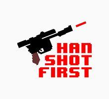 8-bit Han shot first Unisex T-Shirt