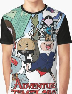 Adventure Time-Lord Generation 12 Graphic T-Shirt