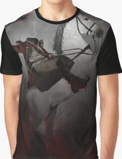Headless horseman (Sleepy Hollow) Graphic T-Shirt