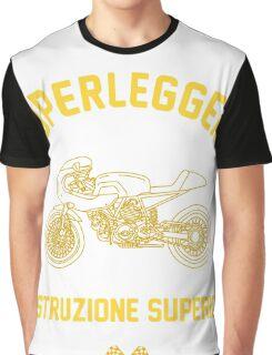 Construzione Superiore - Gold Graphic T-Shirt