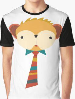 Business Monkey Graphic T-Shirt