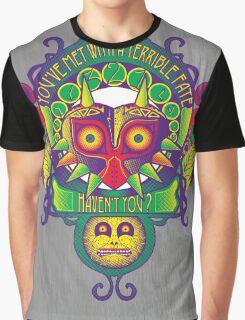 Majora Nouveau Graphic T-Shirt