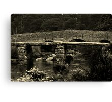 Old & New Canvas Print