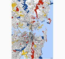 Sydney Mondrian map Unisex T-Shirt