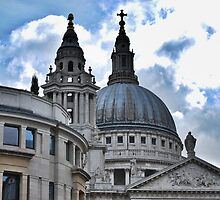 St Paul's HDR by Claire Dimond