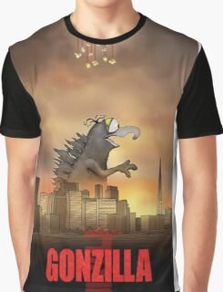Gonzilla Graphic T-Shirt