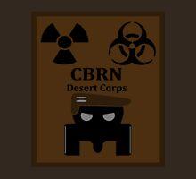 CBRN Emblem - Desert  Corps Unisex T-Shirt