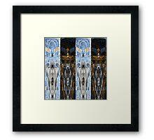 Sautrelle Egypt Framed Print