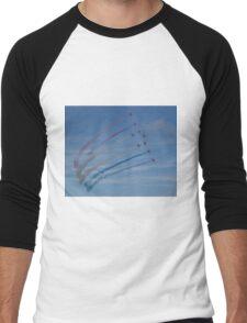 Red Arrows  Men's Baseball ¾ T-Shirt