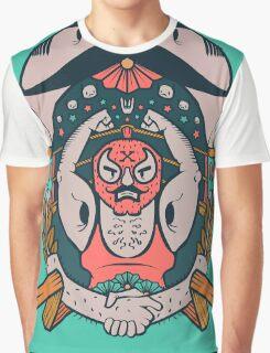The Negotiator Graphic T-Shirt