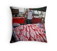 Borneo Throw Pillow