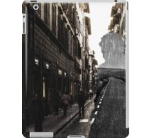 Lone & Crowded iPad Case/Skin