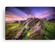 Beacon Hill Sunrise 10.0 Canvas Print