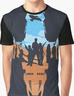 Big Damn Heroes  Graphic T-Shirt
