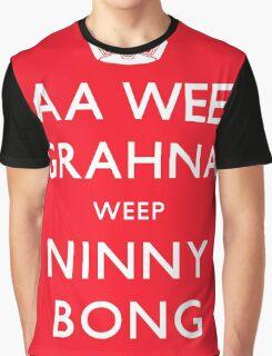 The Universal Greeting Graphic T-Shirt
