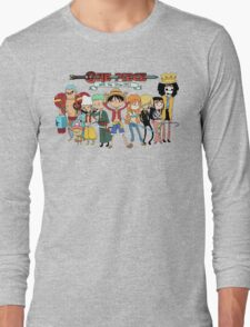 Adventure Time One Piece Long Sleeve T-Shirt
