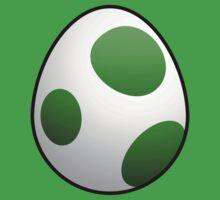 Yoshi's Egg ! by vxspitter