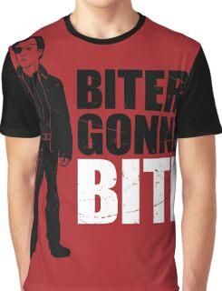 Biters Gonna Bite Graphic T-Shirt