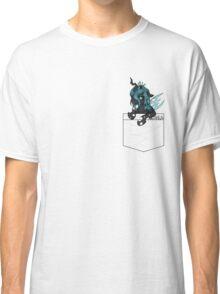Queen Chrysalis pocket Classic T-Shirt
