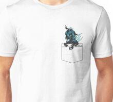 Queen Chrysalis pocket Unisex T-Shirt