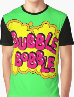 BubBob Arcade Graphic T-Shirt