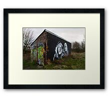 Changed Rooms Framed Print