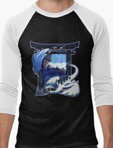 Soul Silver Men's Baseball ¾ T-Shirt