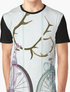 Bicycle Love Graphic T-Shirt