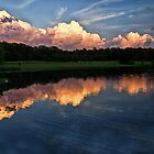 Heavenly Reflections by Kathy Weaver