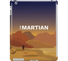 The Martian Minimal Poster iPad Case/Skin
