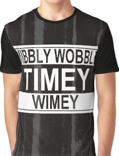 Timey Wimey Graphic T-Shirt