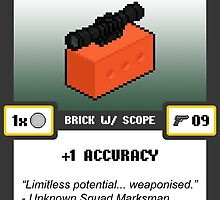 Advanced Weaponry - Brick w/ Scope by E-EightyOne