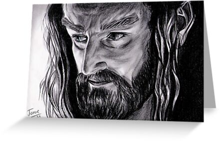 Richard Armitage - Thorin Oakenshield by jos2507