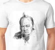Winston Churchill Unisex T-Shirt