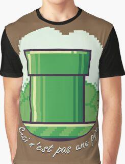 Ceci n'est pas une pipe. Graphic T-Shirt