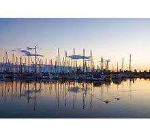 Yachts and Sailboats - Lake Ontario Impressions Photographic Print
