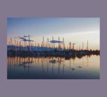 Yachts and Sailboats - Lake Ontario Impressions Kids Tee