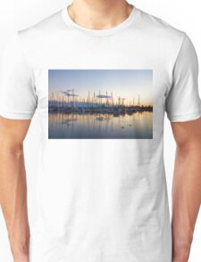 Yachts and Sailboats - Lake Ontario Impressions Unisex T-Shirt